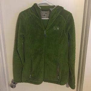 Green Mountain Hardwear zip up